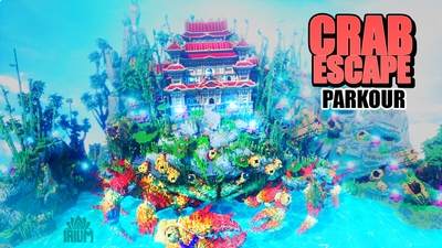 Crab Escape Parkour on the Minecraft Marketplace by IriumBT
