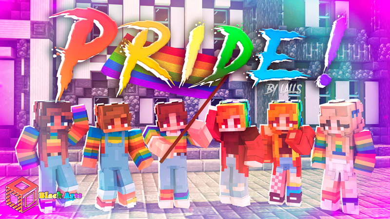 Pride on the Minecraft Marketplace by Black Arts Studio