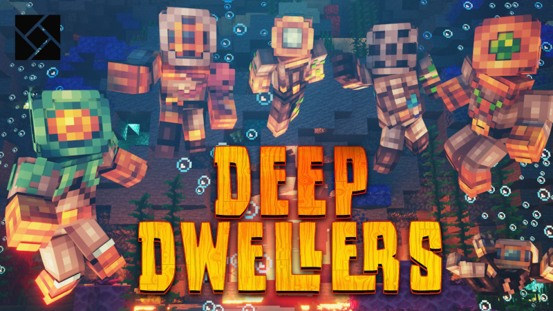 Deep Dwellers on the Minecraft Marketplace by Cynosia