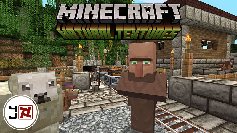 Natural Texture Pack on the Minecraft Marketplace by Minecraft