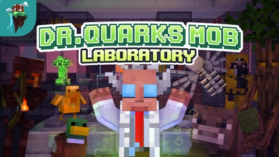 Dr Quarks Mob Laboratory on the Minecraft Marketplace by Polymaps