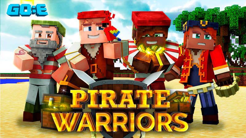 Pirate Warriors on the Minecraft Marketplace by GoE-Craft