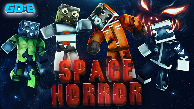 Space Horror on the Minecraft Marketplace by GoE-Craft
