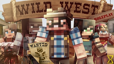 Wild West Roleplay on the Minecraft Marketplace by Hourglass Studios