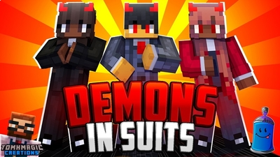 Demons in Suits on the Minecraft Marketplace by Tomhmagic Creations