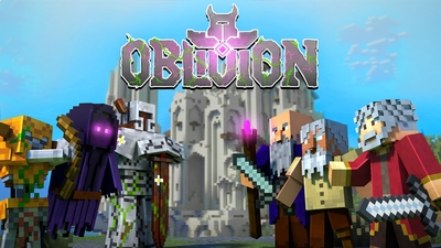 Oblivion on the Minecraft Marketplace by Fall Studios