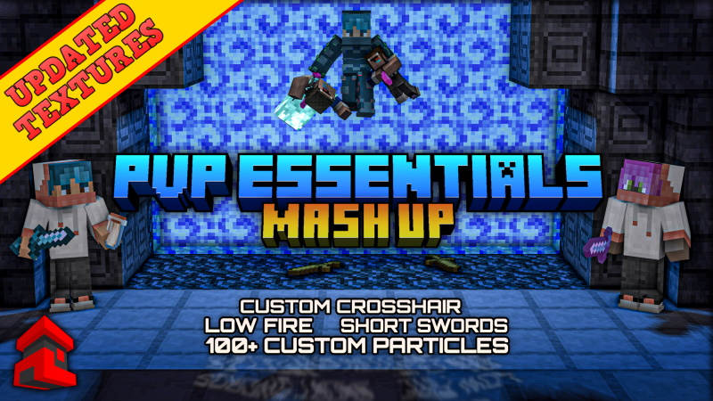 PvP Essentials Mash Up on the Minecraft Marketplace by Project Moonboot