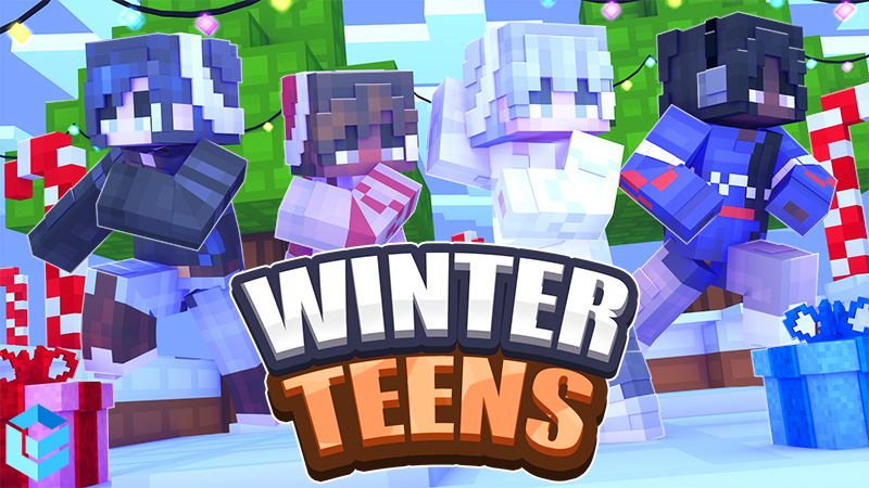 Winter Teens  on the Minecraft Marketplace by Entity Builds