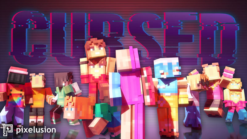 Cursed on the Minecraft Marketplace by Pixelusion