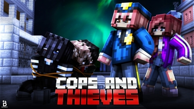 Cops and Thieves on the Minecraft Marketplace by Fall Studios
