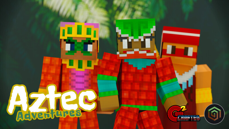 Aztec Adventures on the Minecraft Marketplace by G2Crafted