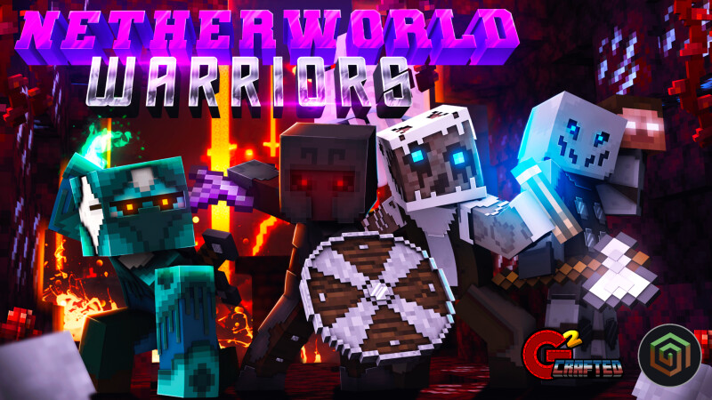 Netherworld Warriors on the Minecraft Marketplace by G2Crafted