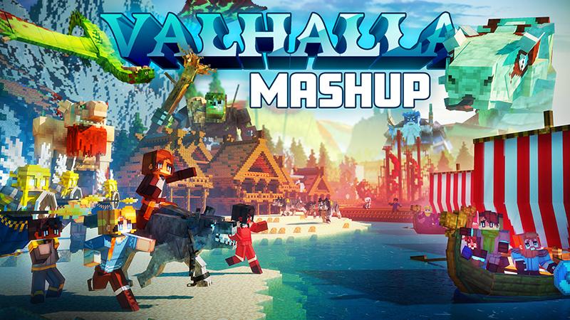 Valhalla Mashup in Minecraft Marketplace   Minecraft