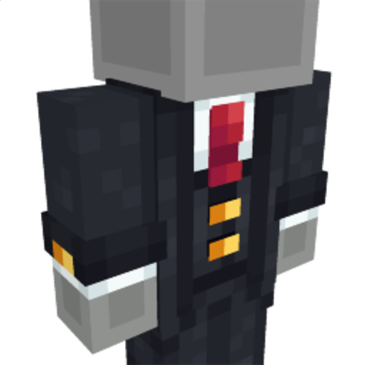 Dapper Suit on the Minecraft Marketplace by Metallurgy Blockworks