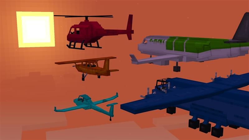 Planes City by Kubo Studios