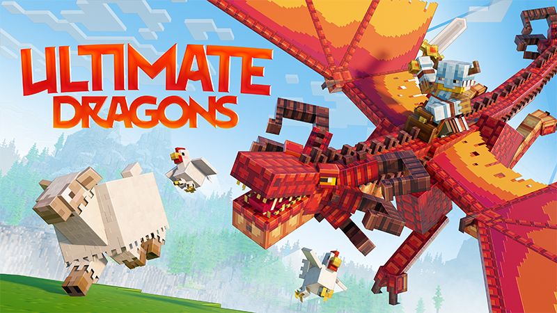 Ultimate Dragons on the Minecraft Marketplace by Gamemode One