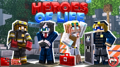 Heroes of Life on the Minecraft Marketplace by Netherpixel