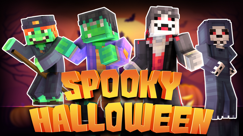 Spooky Halloween on the Minecraft Marketplace by Norvale