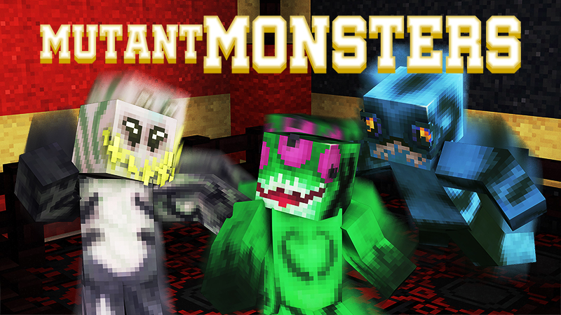 Mutant Monsters on the Minecraft Marketplace by GoE-Craft