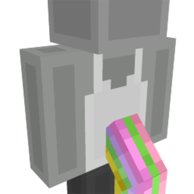 Rainbow Tail on the Minecraft Marketplace by Hourglass Studios