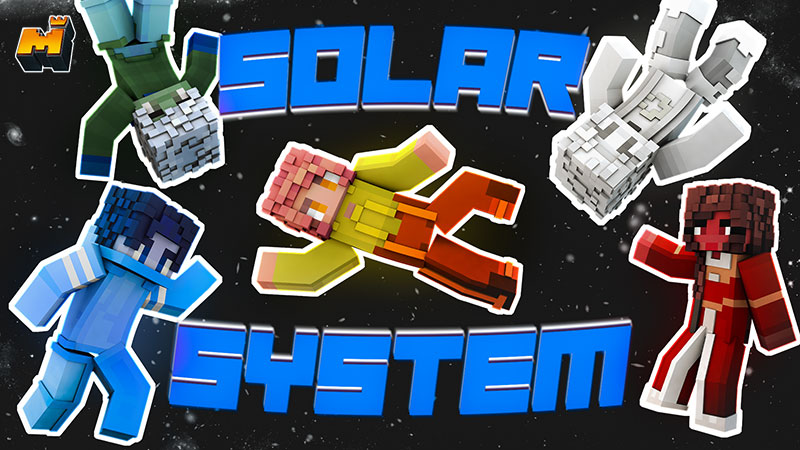 Solar System on the Minecraft Marketplace by Mineplex