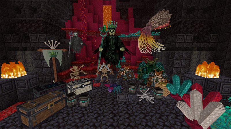 The Nether Escape by Mythicus