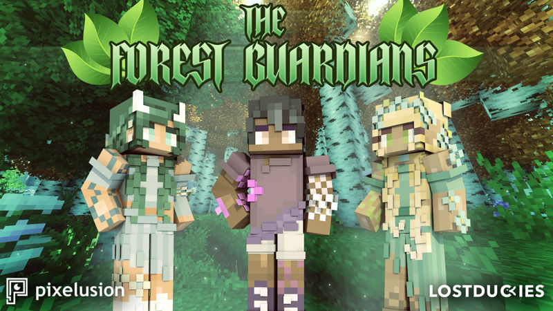 Forest Guardians on the Minecraft Marketplace by Pixelusion