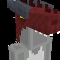 Dragon Armor Helmet on the Minecraft Marketplace by Dodo Studios