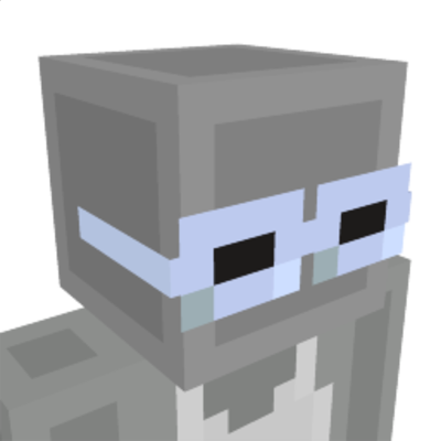 Clout goggles on the Minecraft Marketplace by Team Visionary