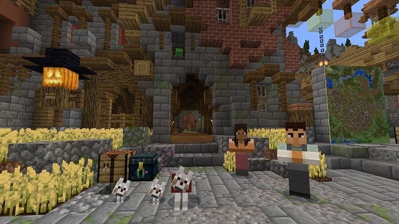 Medieval City Adventure by MrAniman2