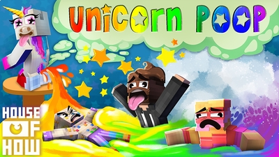 Unicorn Poop on the Minecraft Marketplace by House of How