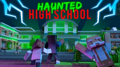 Haunted High School on the Minecraft Marketplace by Sapphire Studios