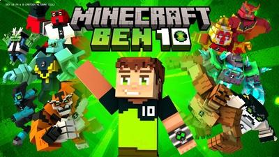 Ben 10 on the Minecraft Marketplace by Minecraft