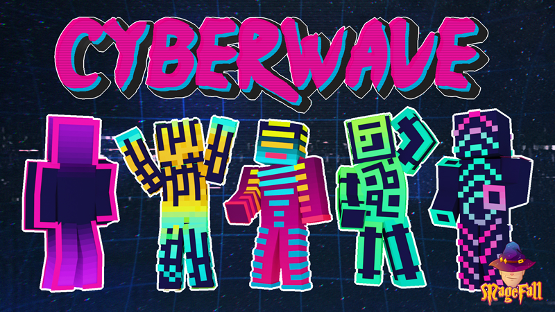 Cyberwave on the Minecraft Marketplace by Magefall
