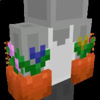 Flower Pot Gloves on the Minecraft Marketplace by 57Digital