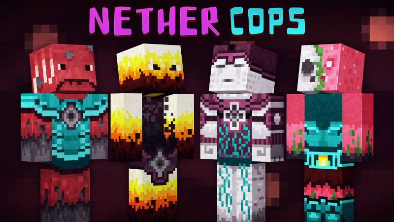 Play Nether Cops