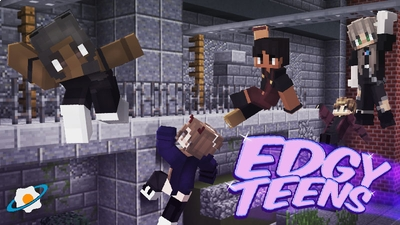 Edgy Teens on the Minecraft Marketplace by NovaEGG