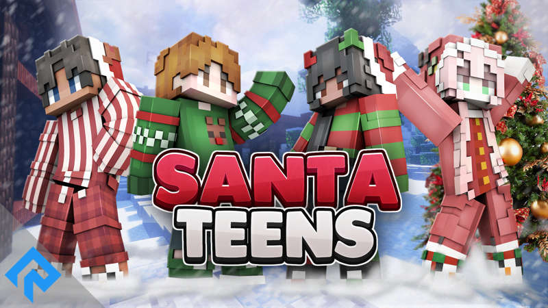 Santa Teens on the Minecraft Marketplace by RareLoot