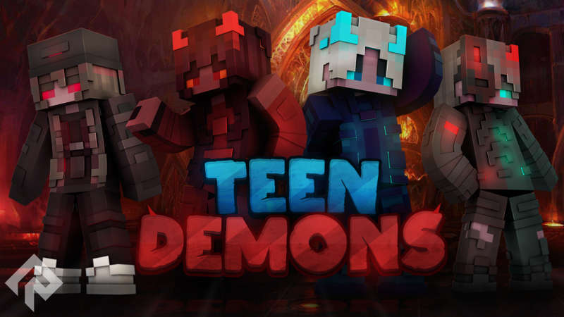 Teen Demons on the Minecraft Marketplace by RareLoot