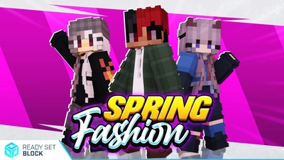 Spring Fashion on the Minecraft Marketplace by Ready, Set, Block!