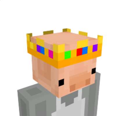 Pig Crown on the Minecraft Marketplace by Magefall