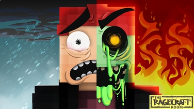 Horror Split on the Minecraft Marketplace by The Rage Craft Room