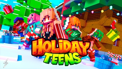 Holiday Teens on the Minecraft Marketplace by Senior Studios