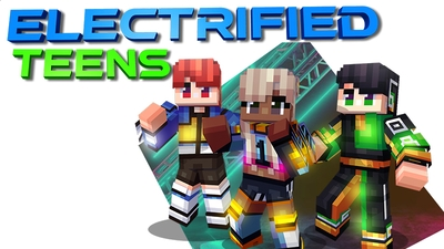 Electrified Teens on the Minecraft Marketplace by Dark Lab Creations