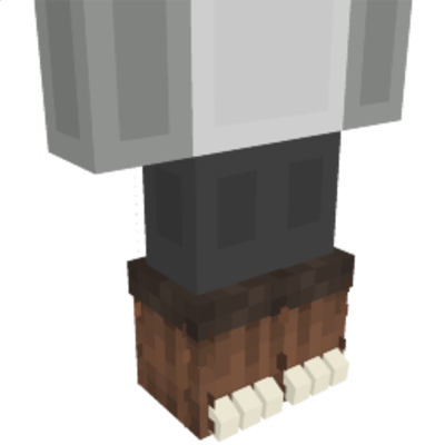 Bear Claw Boots on the Minecraft Marketplace by Impulse