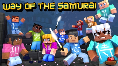 Way Of The Samurai on the Minecraft Marketplace by Lifeboat