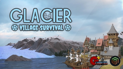 Glacier Village Survival on the Minecraft Marketplace by G2Crafted