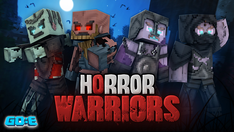 Horror Warriors on the Minecraft Marketplace by GoE-Craft