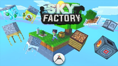 Skyfactory on the Minecraft Marketplace by Volcano