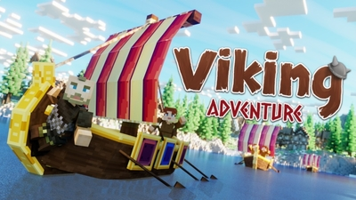 Viking Adventure on the Minecraft Marketplace by Fall Studios